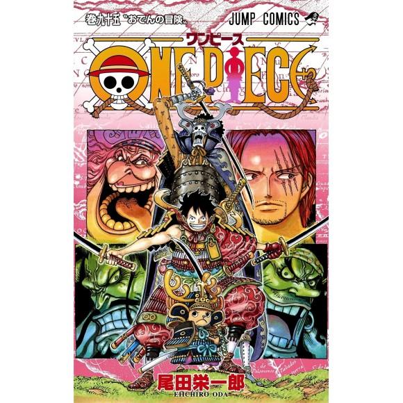 ONE PIECE vol. 95 - Edição Japonesa