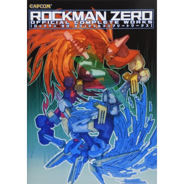 ROCKMAN ZERO Official Complete Works