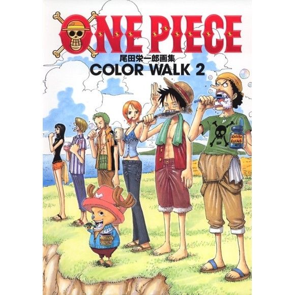 ONE PIECE Color Walk vol. 2